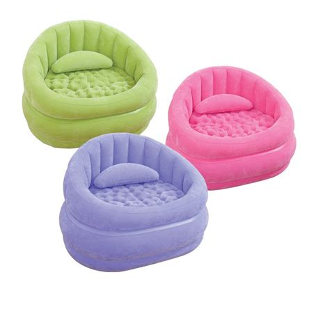 intex canape gonflable fauteuil gonflable intex pop