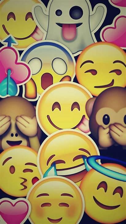 Iphone Emoji Wallpapers App Phone Whatsapp Funny