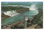 ONEIDA OBSERVATION TOWER Horseshoe Falls New York Canada ...
