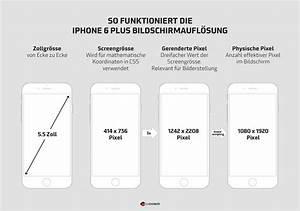 Maße Iphone 6 : iphone bildschirmgr ssen k ein hexenwerk f r webdesigner ~ Markanthonyermac.com Haus und Dekorationen