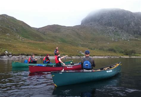 Canoes Scotland by Canoeing Fort William Canoeing Fort Augustus