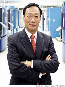 25 most powerful businesspeople in Asia - 6. Terry Gou (7 ...