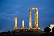 Temple of Hercules (Amman) - Wikipedia