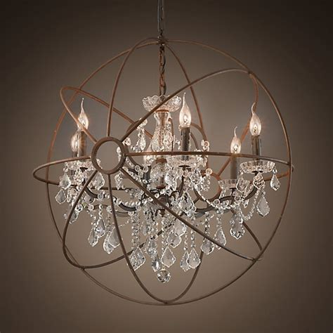 12 ideas of chandelier globe