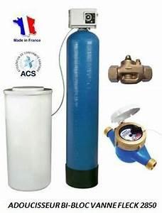 Adoucisseur D Eau Avis : notre avis sur adoucisseur d 39 eau bi bloc 225l fleck 2850 ~ Nature-et-papiers.com Idées de Décoration