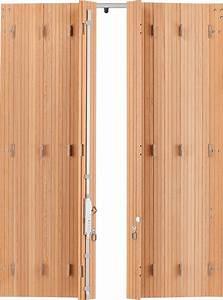 Fabriquer Volet Bois : persienne bois mesdemos ~ Nature-et-papiers.com Idées de Décoration