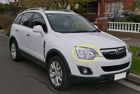 Opel Captiva by Holden Captiva 7 5dr Wagon 11 2006 Gt 1 2011 Driver Right