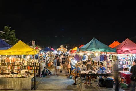 bangkoks  coolest night markets bk magazine