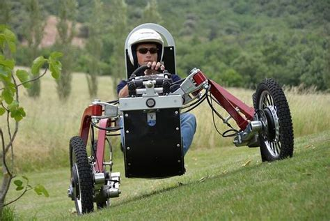 Swincar Spider Off-road 4×4 Electric Vehicle