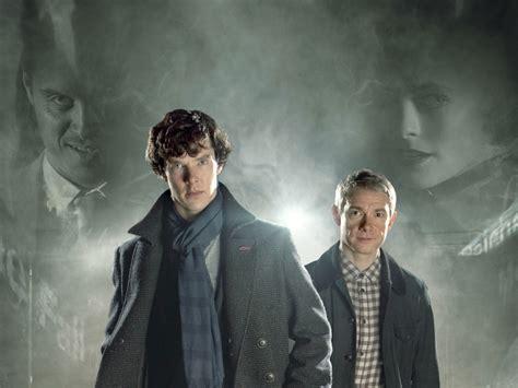 4 years ago on october 24, 2016. Desktop Wallpaper Benedict Cumberbatch, Martin Freeman, Sherlock, Tv Show, Hd Image, Picture ...
