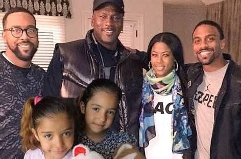 Who is Michael Jordan's Wife, Yvette Prieto? All you need ...