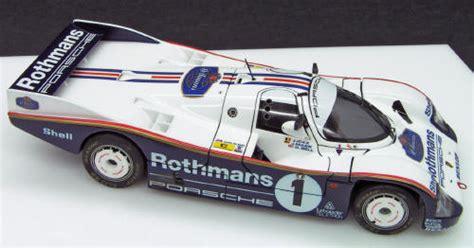 1/24 tamiya porsche 962c from a group c racing model kit okada dickens winners. Building the MFH Porsche 962C - Le Mans 1985 - 1/43 scalel ...