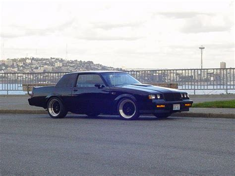 Pro Touring Buick Grand National