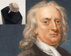 The most valuable tooth belonged to Sir Isaac Newton ...
