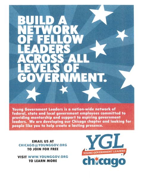 young government leaders chicago federal executive board