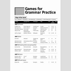 Cambridge Games For Grammar Practice