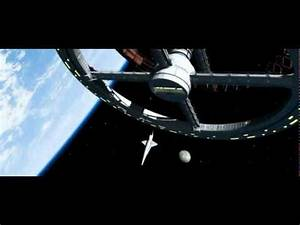 Orion Departs (2001: A Space Odyssey) - YouTube