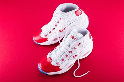 reebok  bring   allen iverson sneakers