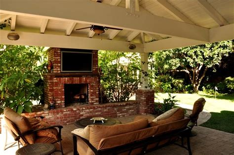 Outdoor Rooms For The Backyard