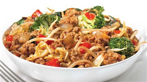 cuisiner bette à carde chop suey à la bette à carde recette iga veau haché