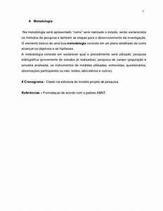projeto de pesquisa para monografia