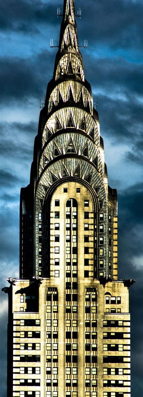 Deco New York The Of Deco 1930 Chrysler Building Manhattan New York Beautiful And Timeless