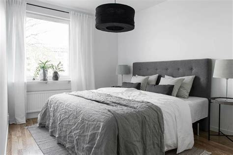 soothing scandinavian bedroom designs