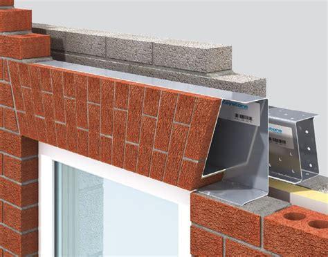 keyslip brick feature lintels lightweight brick