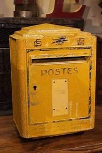 Boites Aux Lettres La Poste : 1000 images about boites aux lettres on pinterest ~ Dailycaller-alerts.com Idées de Décoration