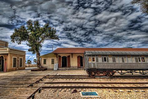 Tel Aviv Old Railway Station Photograph By Ron Shoshani