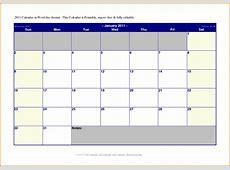 Word template calendar Authorization Letter Pdf