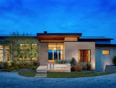 expansive yet inviting home has sweeping texas hill