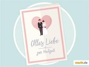 Glückwunschkarten Zur Goldenen Hochzeit : tipps und ratgeber gl ckw nsche zur hochzeit ~ Frokenaadalensverden.com Haus und Dekorationen