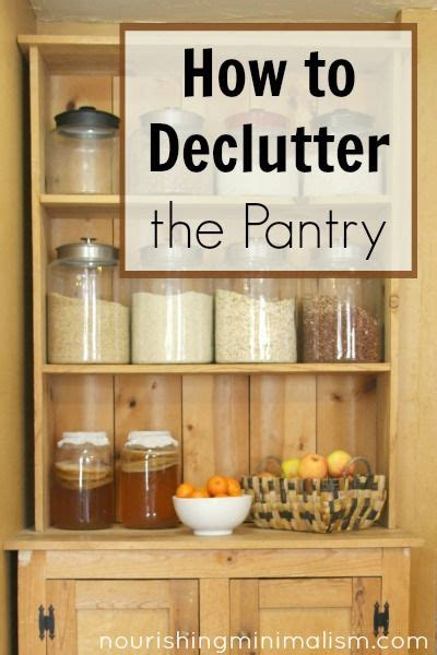 unclutter your life clearing the kitchen counter of 17 best images about organization declutter on pinterest