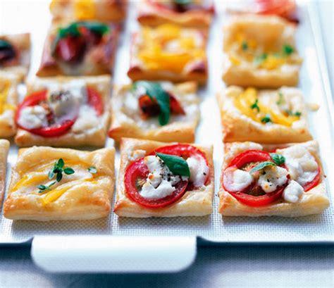 puff pastry canapes ideas feed me better podsumowanie akcji finger food przekąski