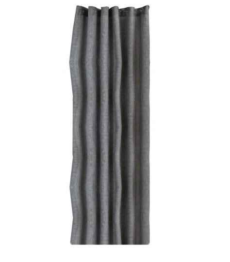 rideau de en tissu vert avec liner wadiga