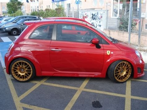 Fiat 500 Modification by Mselman 2012 Fiat 500 Specs Photos Modification Info At