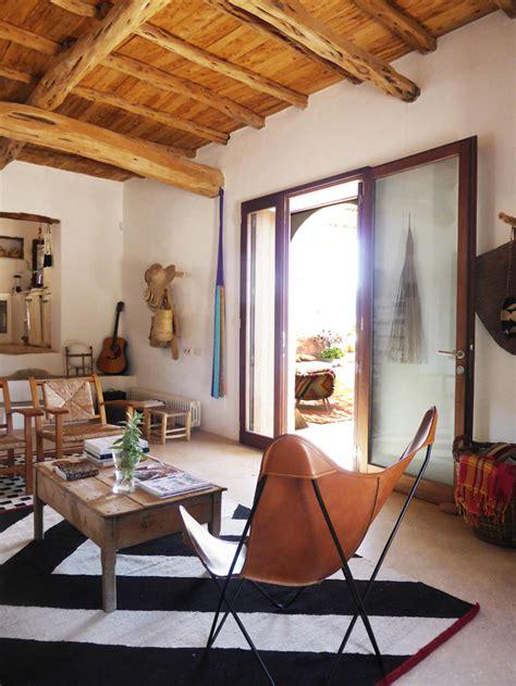une maison au style rustique boheme  ibiza