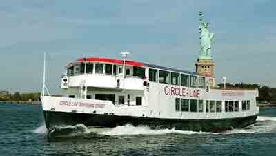 Boat Ride Seaport Nyc by Nyc New York Cruise Manhattan Boat Ride Tickets For Sale
