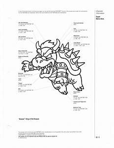 More Photos From The 1993 Nintendo Character Manual