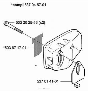 Wiring Diagram Database  Stihl Hs80 Hedge Trimmer Parts