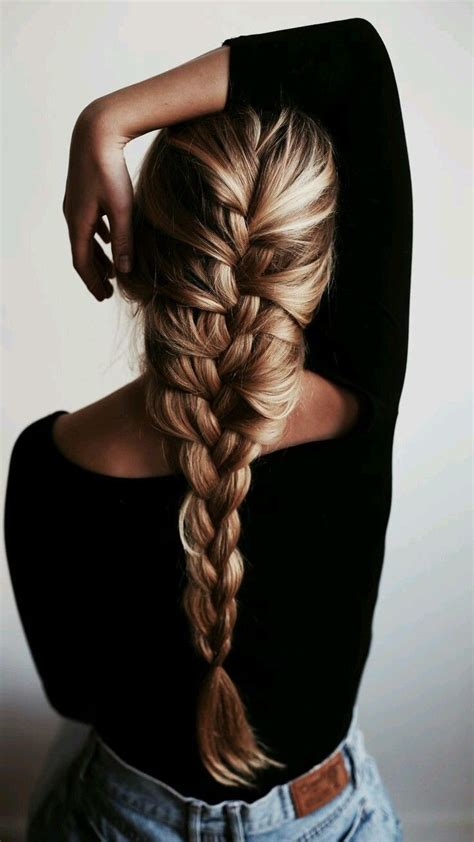Best 25 Blonde Braids Ideas On Pinterest Make Up