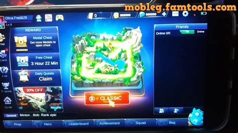 Mobile Legends Hack And Cheats 🔥 Free Diamonds And Battle