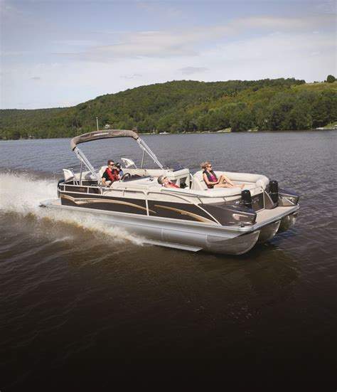 U Boat Watch Dealers Canada by Princecraft 60 Years Young Pontoon Deck Boat Magazine
