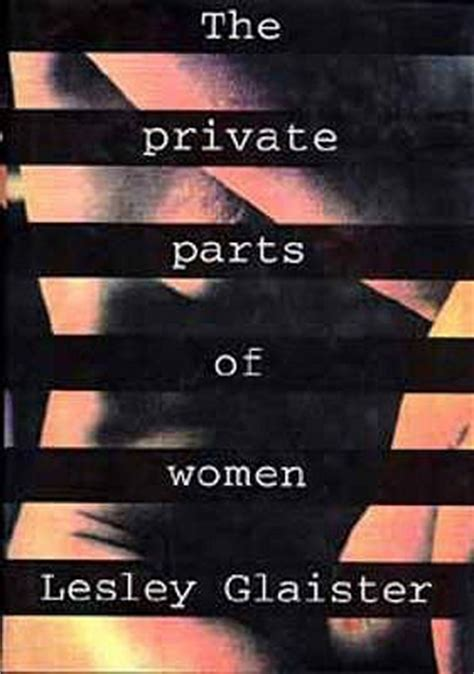 private parts  women  lesley glaister