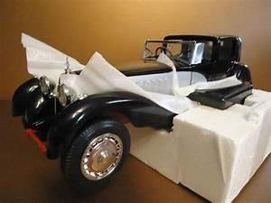PhillyMint Diecast Franklin Mint 1931 Bugatti Royale