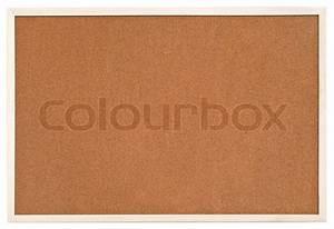 Kork Pinnwand Ohne Rahmen : leere pinnwand kork in wei en rahmen stockfoto colourbox ~ Michelbontemps.com Haus und Dekorationen