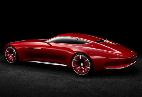 2016 Mercedes-maybach 6 Vision Concept