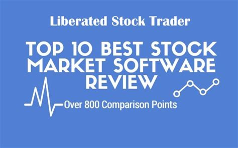 trading reviews top 10 best stock trading software platforms review
