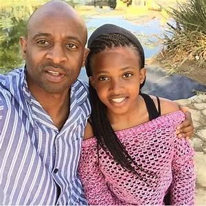 Arthur Mafokate's Daughter Owami Is Super Cute! Watch ...